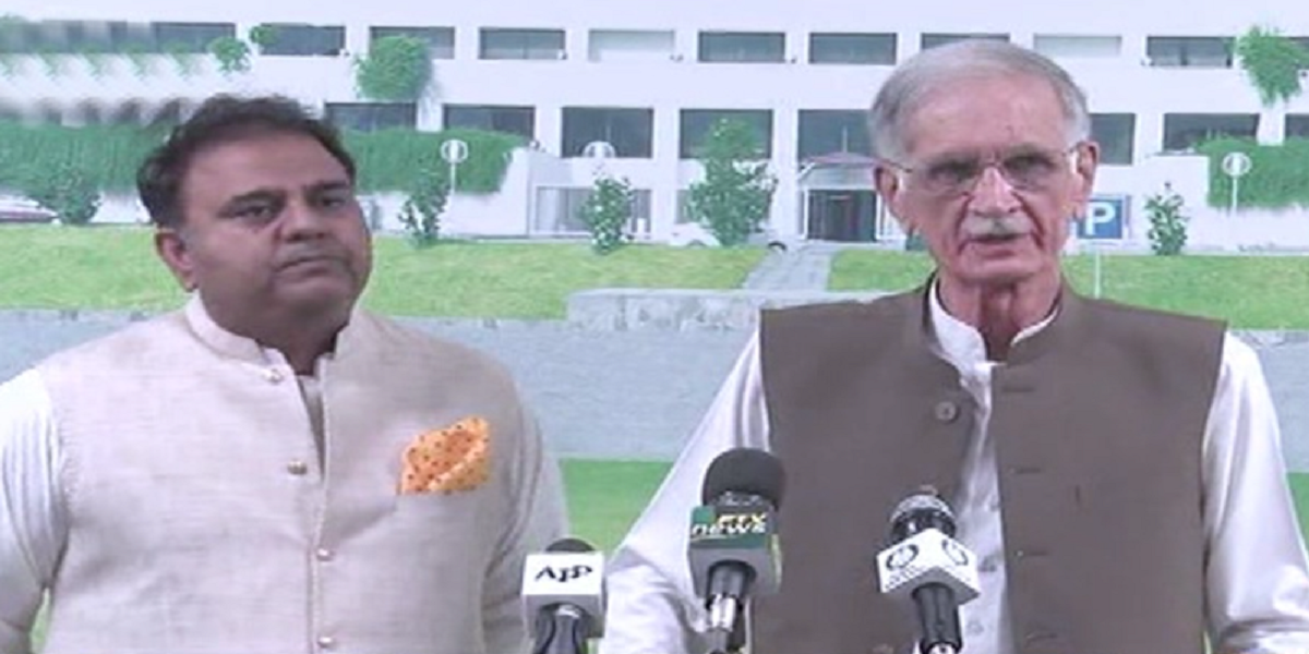 Pervez Khattak Says the Oppostion and Government Reached an Agreement