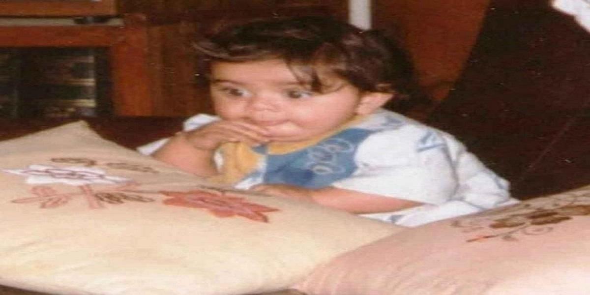 Virat Kohli shared his adorable childhood photo on social media