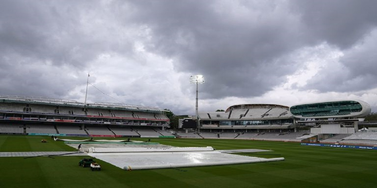 Rain stopped England vs New Zealand, as 3rd day of 1st Test washed out