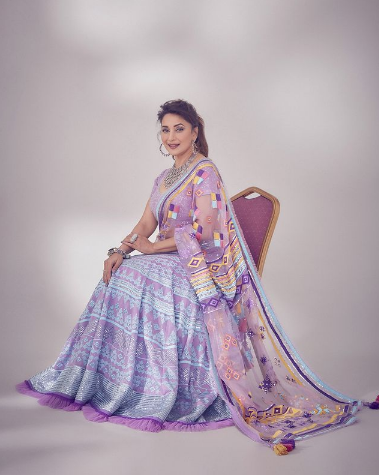 Photos: Madhuri Dixit treats fans with new ethnic looks