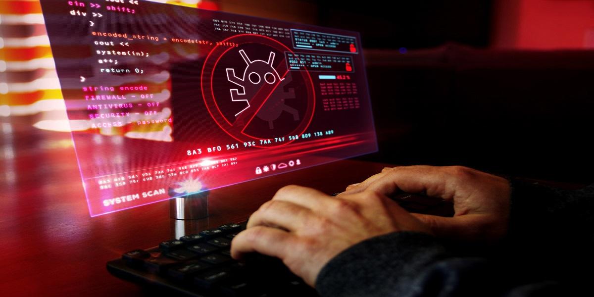 Unidentified malware