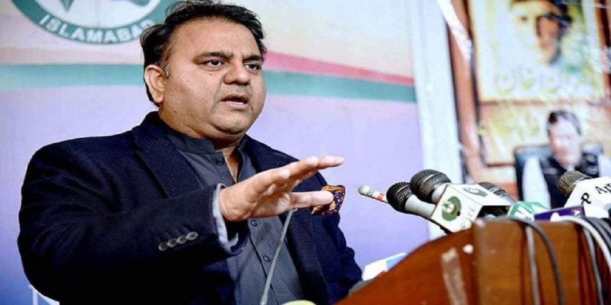 Federal Minister for Information Fawad Says Tourism Should Be Promoted