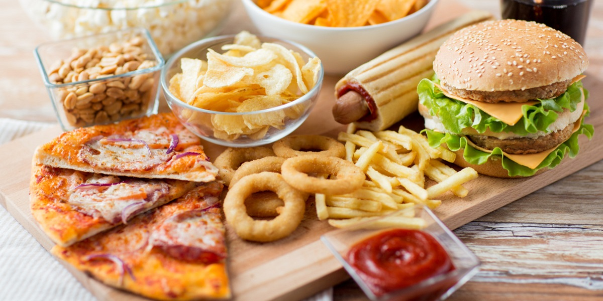 Children who consume ultra-processed foods may develop weight issues