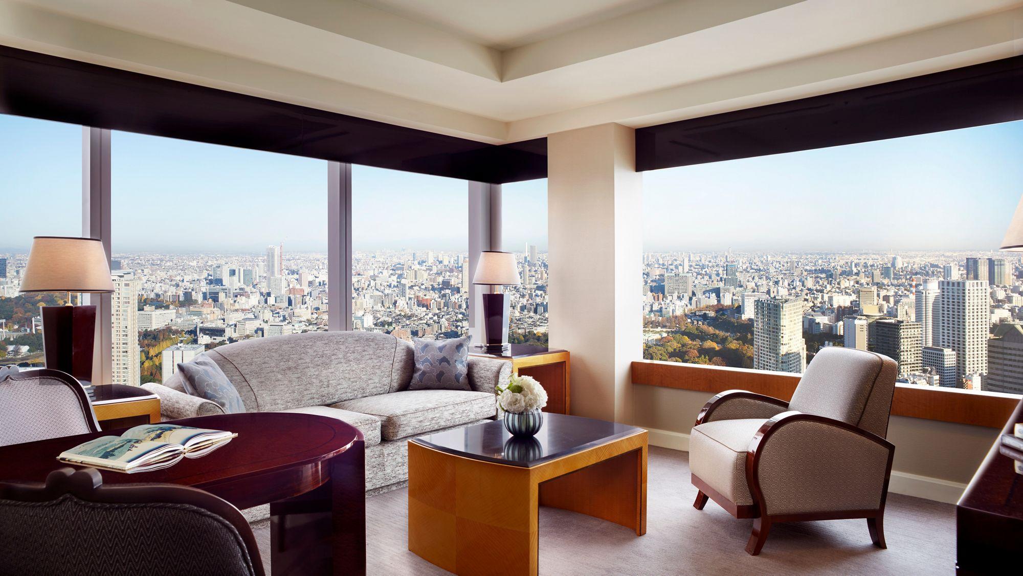 riz carlton hotel tokyo