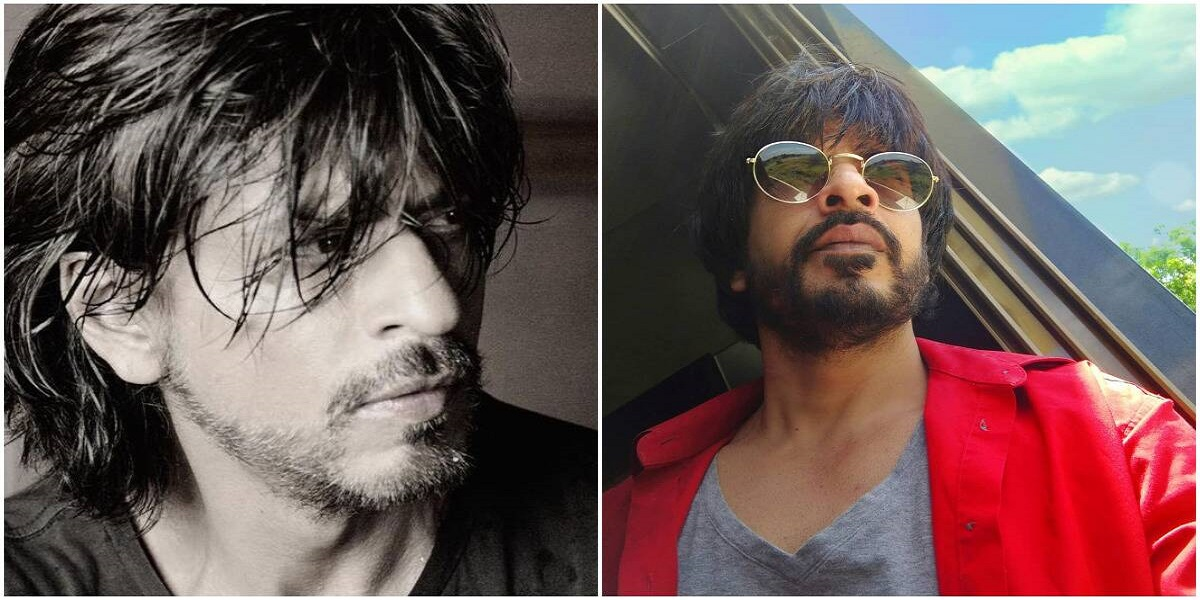 Shah Rukh Khan's Doppelgänger