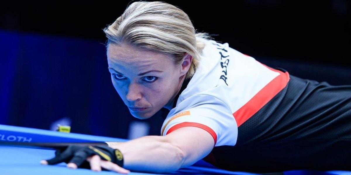 World Pool Championship: Kelly , Veronika and Jasmin through to last 64