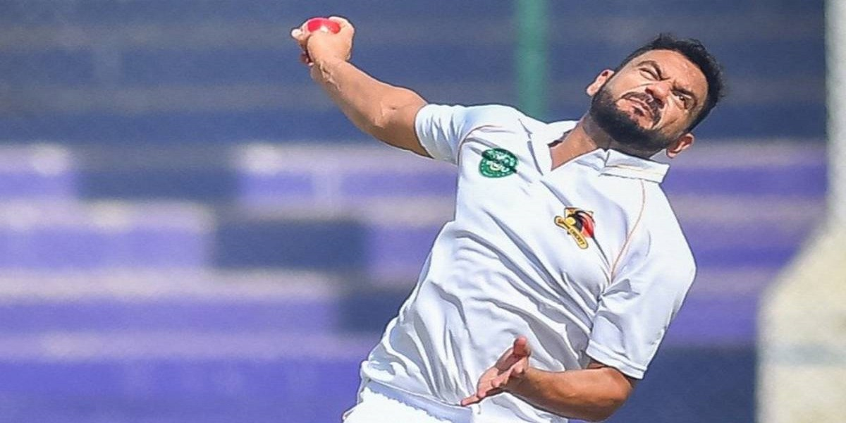 Netizens question Tabish Khan's omission from the Test team