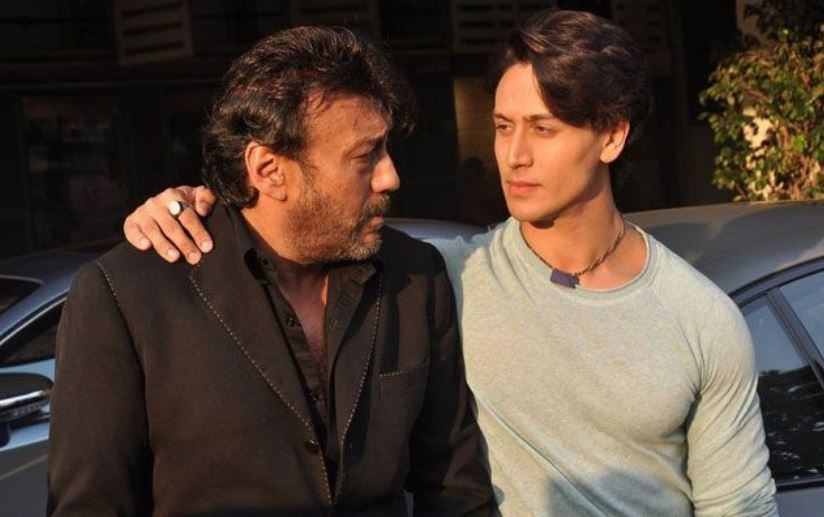 tiger and jackie shroff