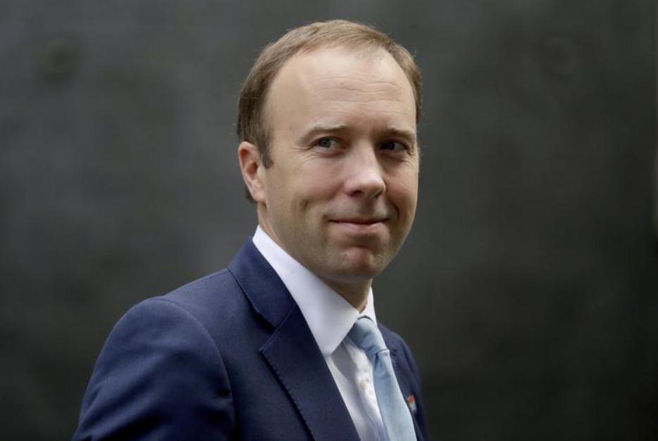 uk health minister