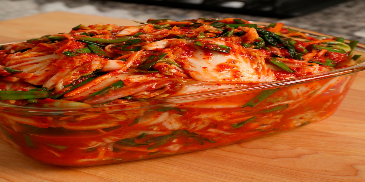'Kimchi' The New Achaar? Here's A Simple Recipe To Try
