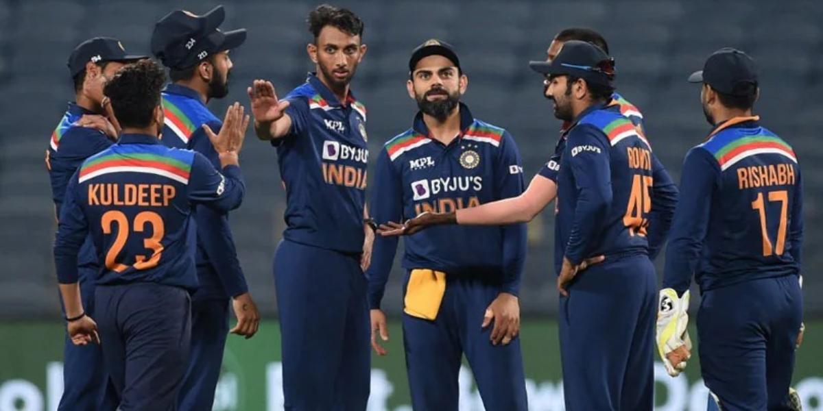 Indian team Sri Lanka tour