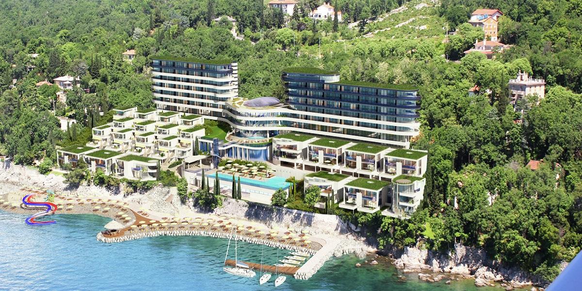 Hilton Opens Hilton Rijeka Costabella Beach Resort in Croatia