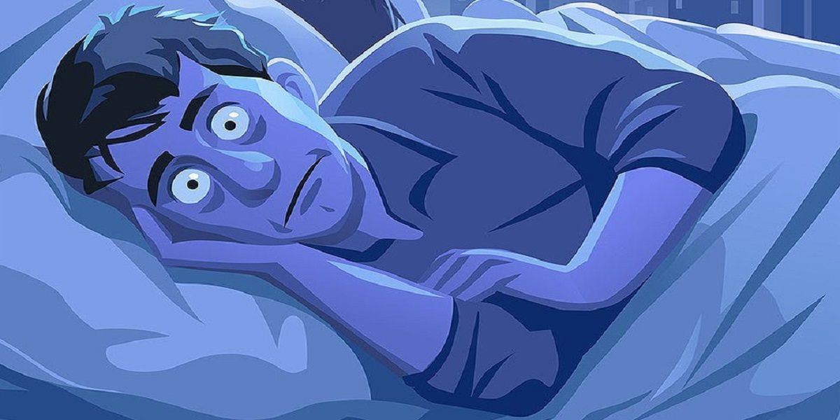 Persistent insomnia symptoms associates with mood and anxiety disorders