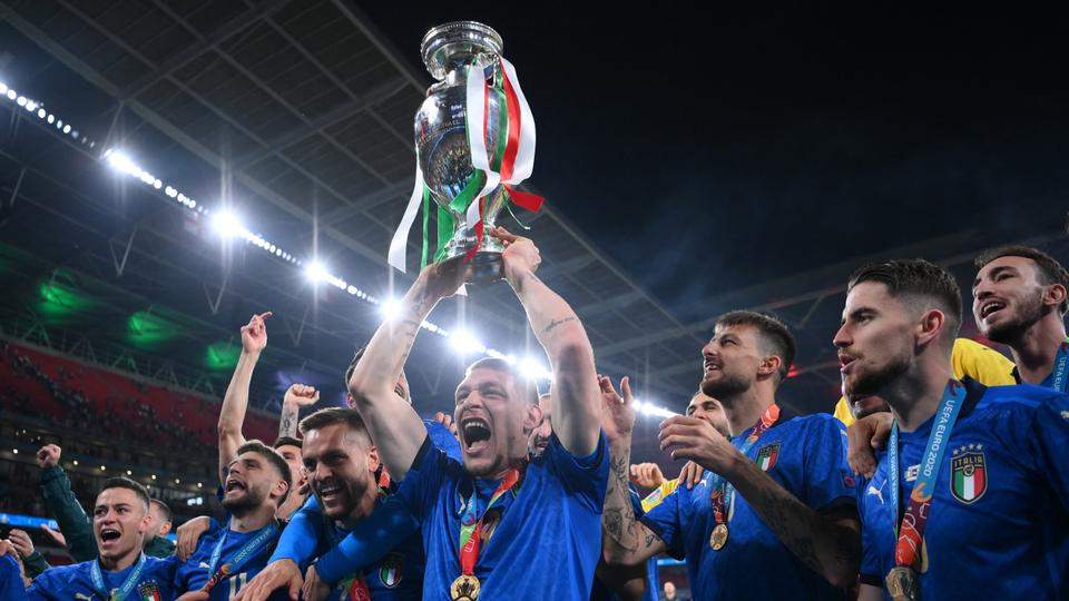 Italy VS England, who become the Champions of Euro Cup 2020
