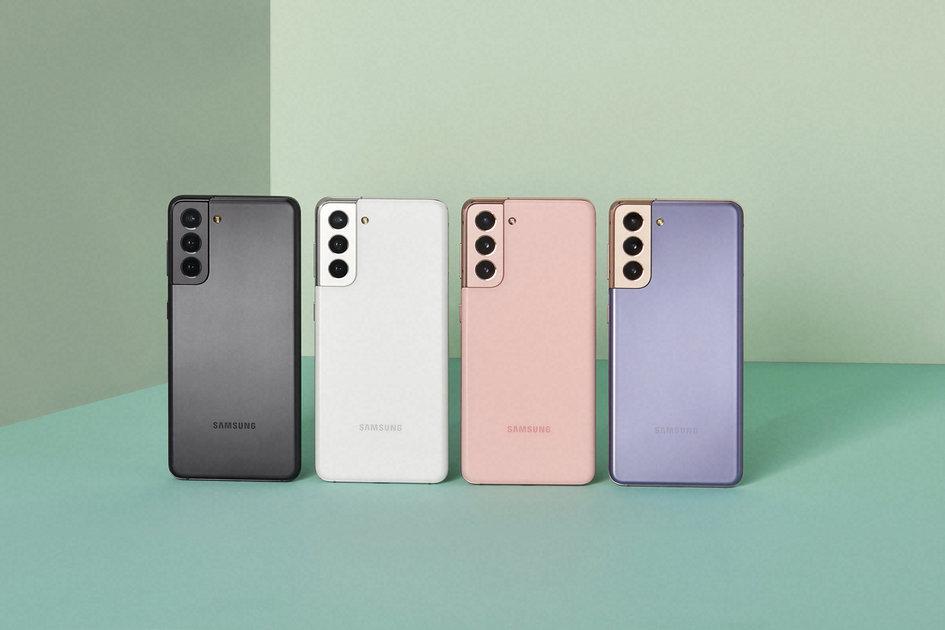 Samsung smartphones Pakistan