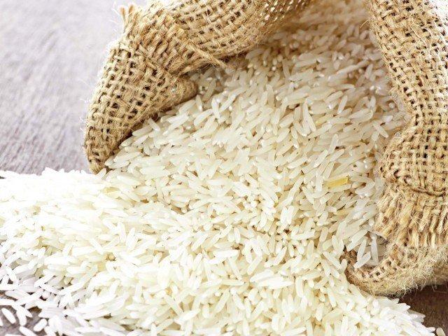 China Rice import Pakistan