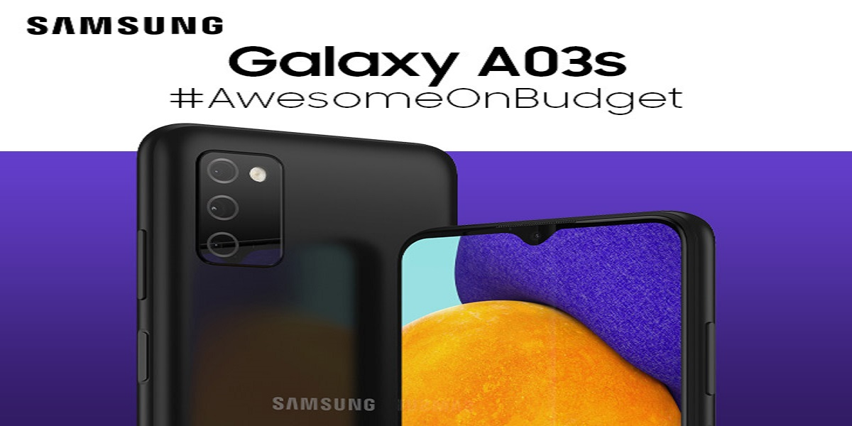 Samsung Galaxy A03s Certified bt FCC; Battery Specs Revealed