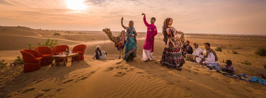 Tharparkar Desert in Pakistan is your next destination