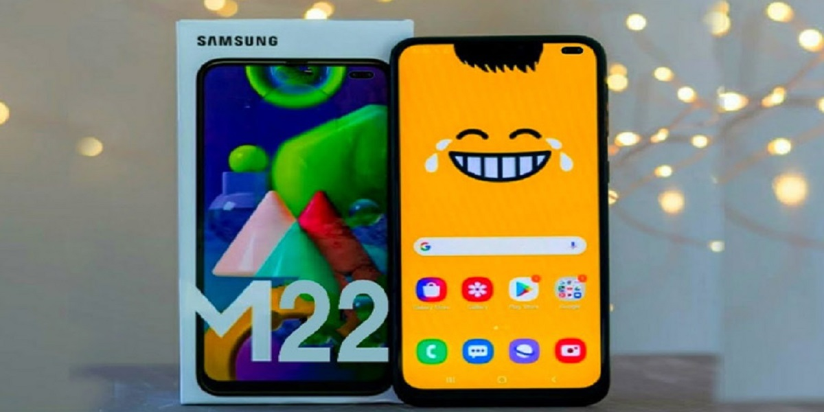 Samsung Galaxy M22 Specifications and Renders Leaked