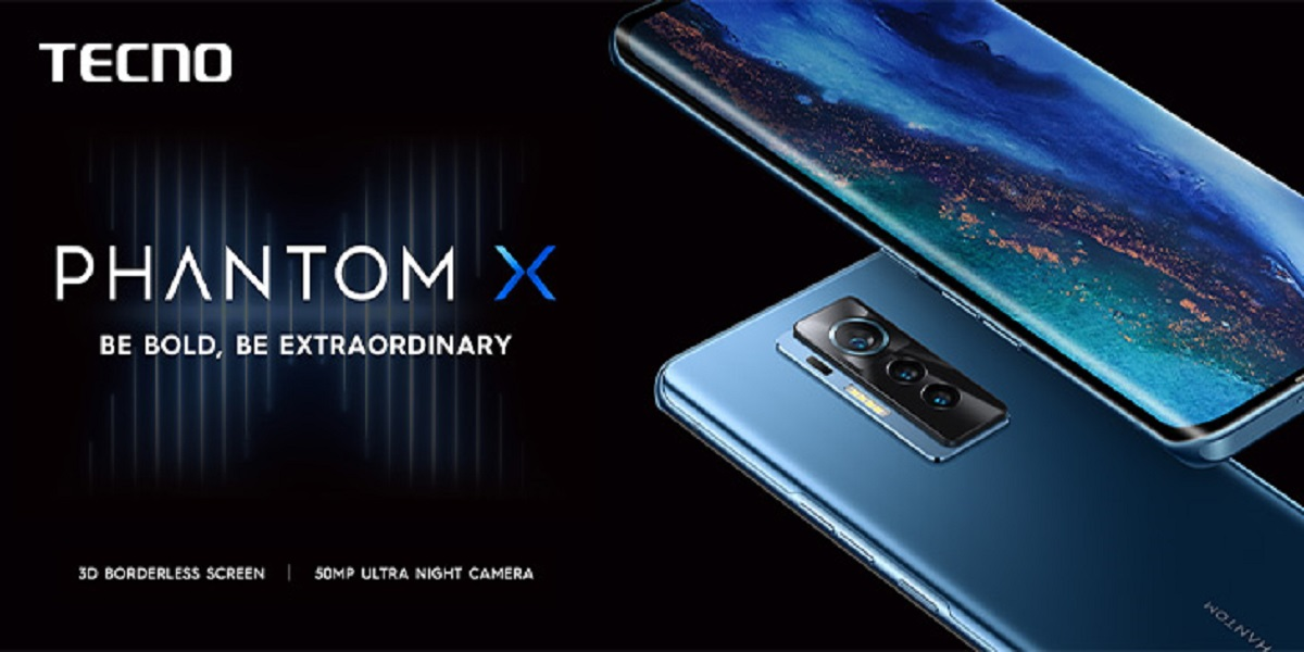 Tecno Phantom X Formally Launches in African Market