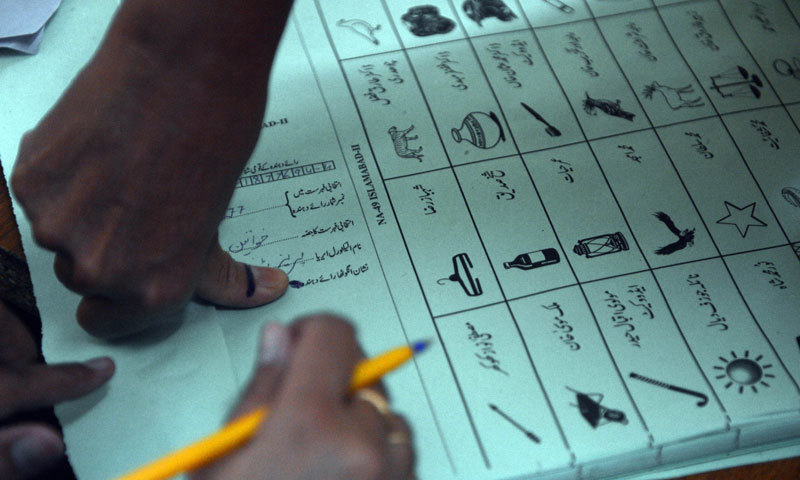AJK Elections 2021