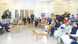 Prime Minister Imran Comends Afghan Cricket Team's Progress
