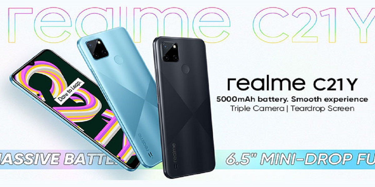 Realme C21Y is the Lastest Affordable Phone with Amazing Features