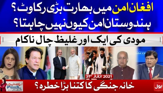 Afghan Peace Process   India obstacle to Afghan peace?   Aisay Nahi Chalay Ga   Takra Special