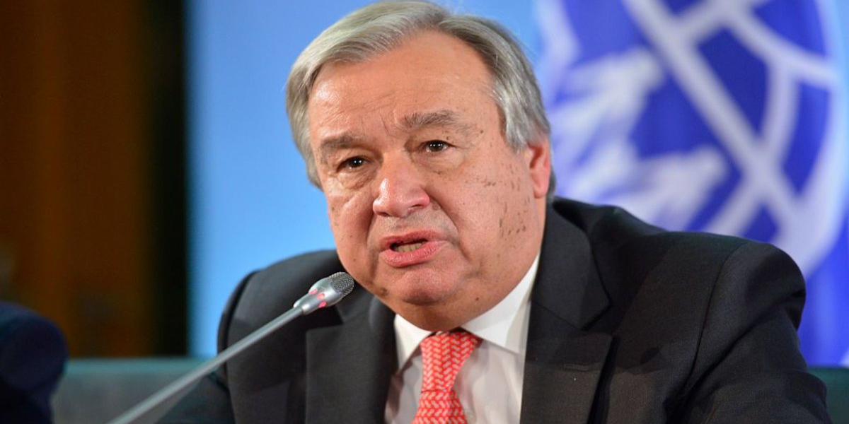 UN chief calls for injection of liquidity into Afghan economy