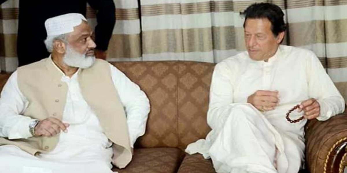 Arbab Ghulam Rahim joins PTI