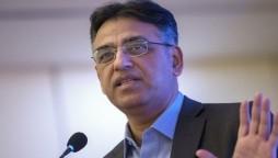 Pakistan vaccinations Asad Umar