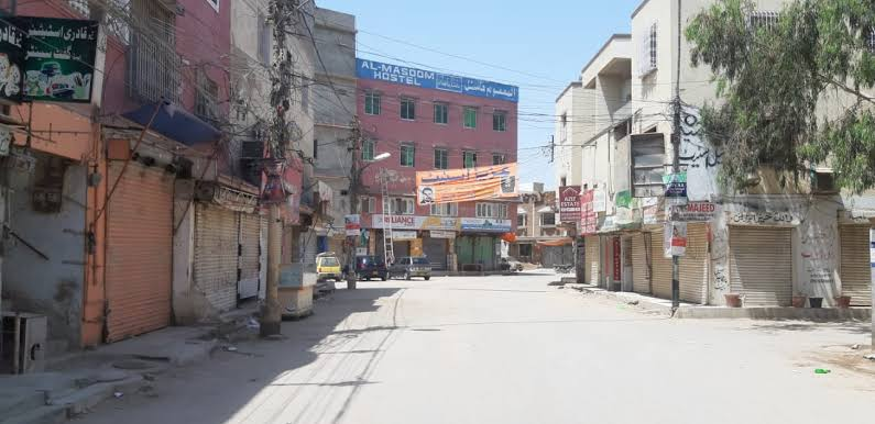 Businessmen slam complete lockdown in Sindh - BOL News