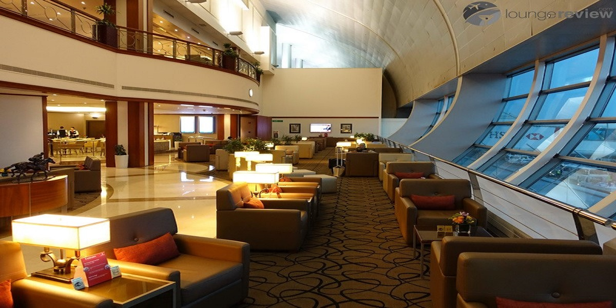Emirates First-Class Lounge Reopens for Premium Travelers