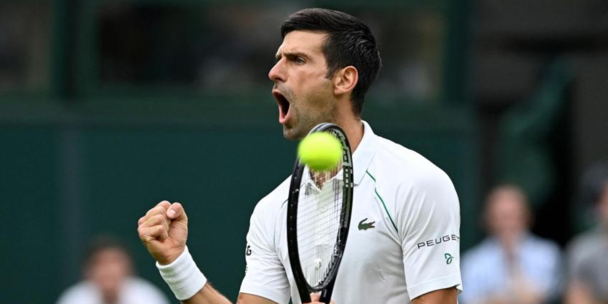 Dojokovic Wimbledon semi-finals