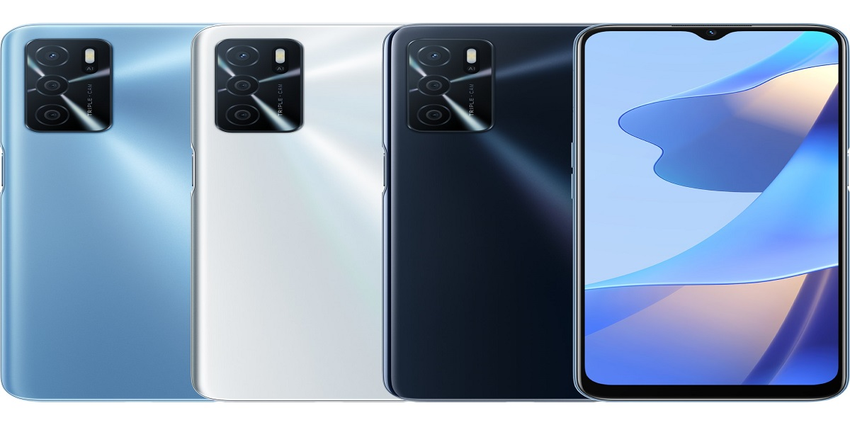 Oppo A16 Featured in High Quality Press Renders Ahead of Launch
