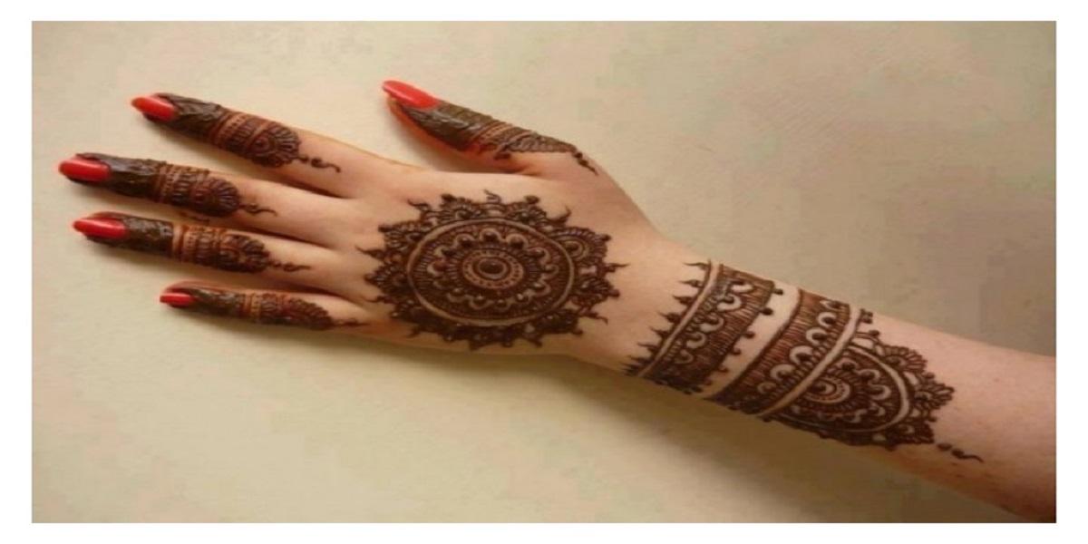 Eid ul Adha 2021 Mehndi Designs