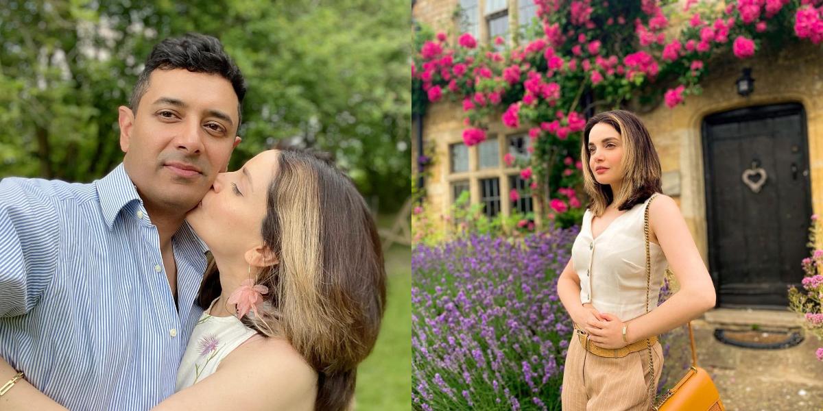 Armeena Khan husband