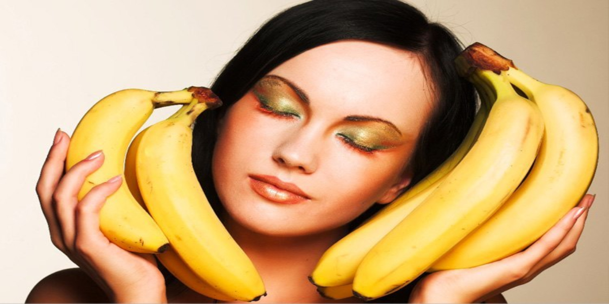 Benefits of Banana and Rubbing Banana Peel on Skin