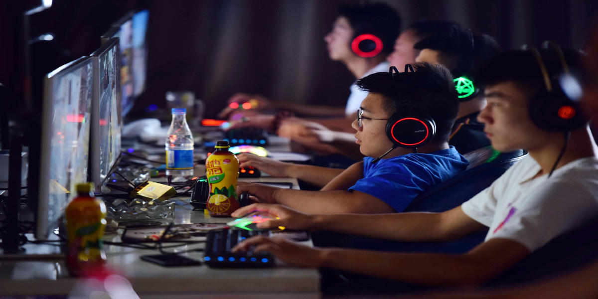 China Impose Restriction on Online Video Games for more than 90 minutes