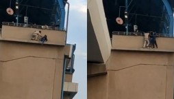 police saved girl from suicide