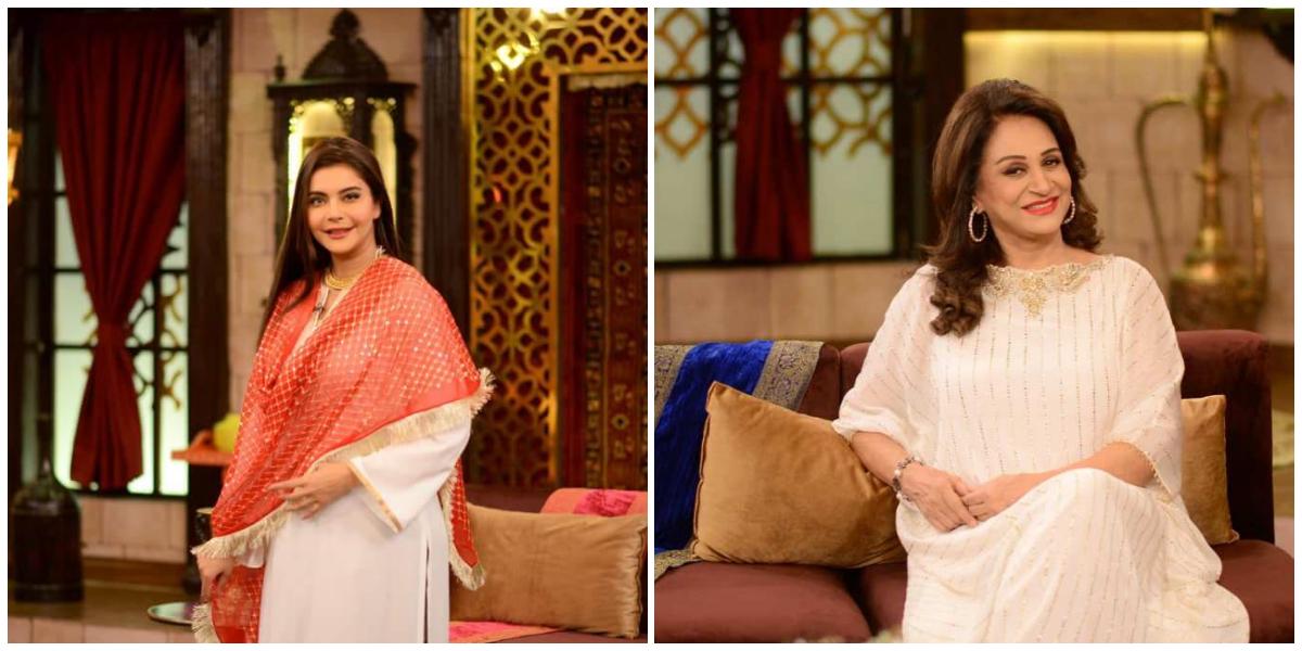 Bushra Ansari Nida Yasir