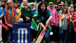 Malala encourages girls to try cricket