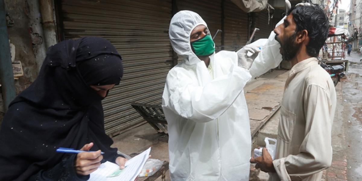 Pakistan Coronavirus: 37 Deaths Reported With 5.25 Positivity Rate