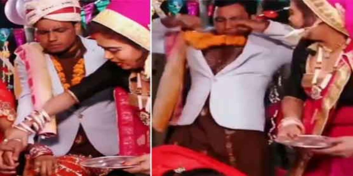groom refused to marry