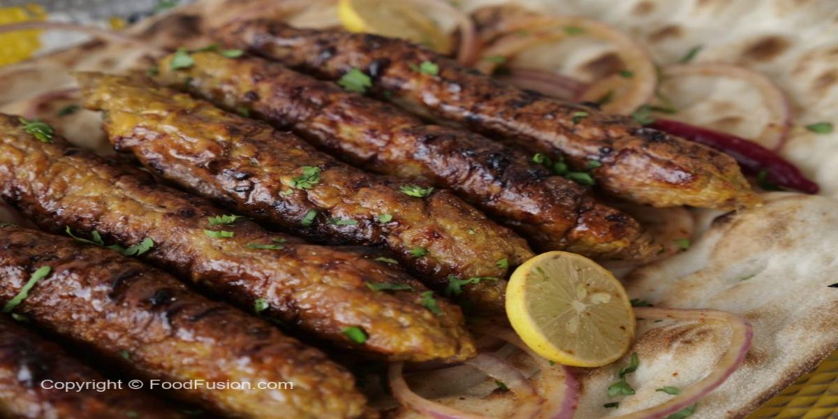 Try this Lavish Peshawari Beef Kebab Recipe on Eid Ul Adha