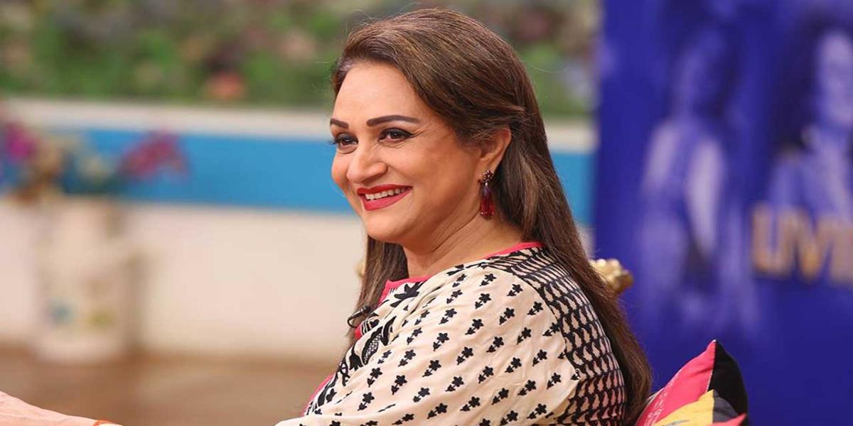Bushra Ansari dance