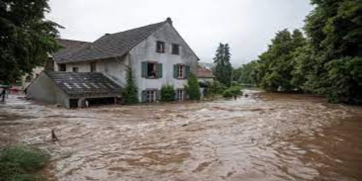 Germany: 6 People, Multiple Missing After Heavy Rain Fall