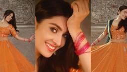 Ayeza Khan's dance