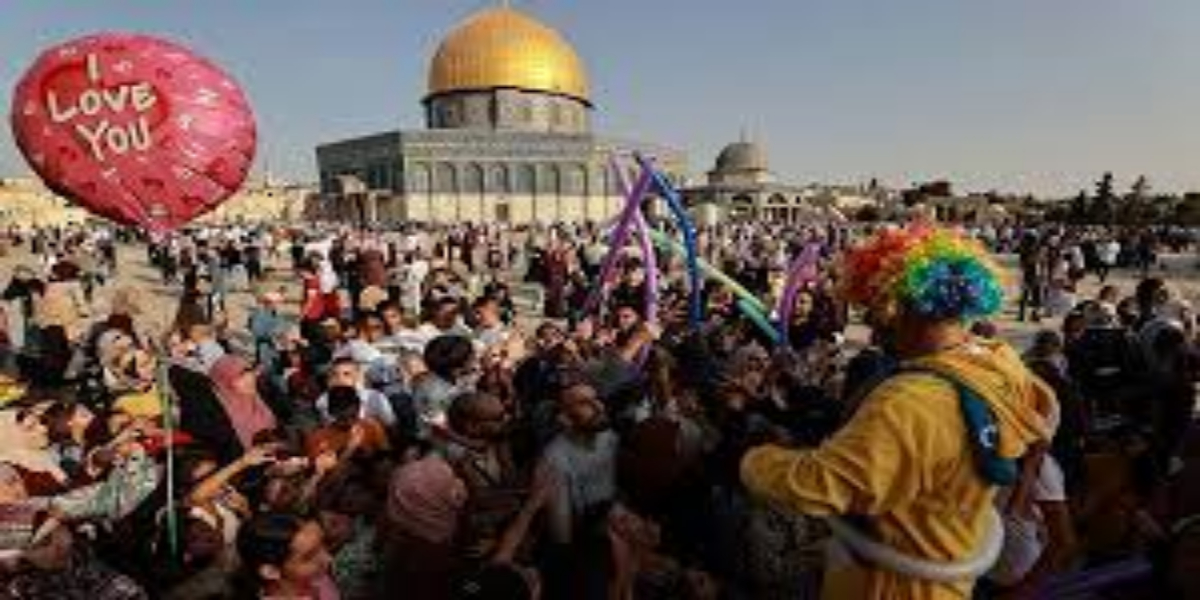 Eid al-Adha Is Being Celebrated In Many Countries, Including Middle East And US