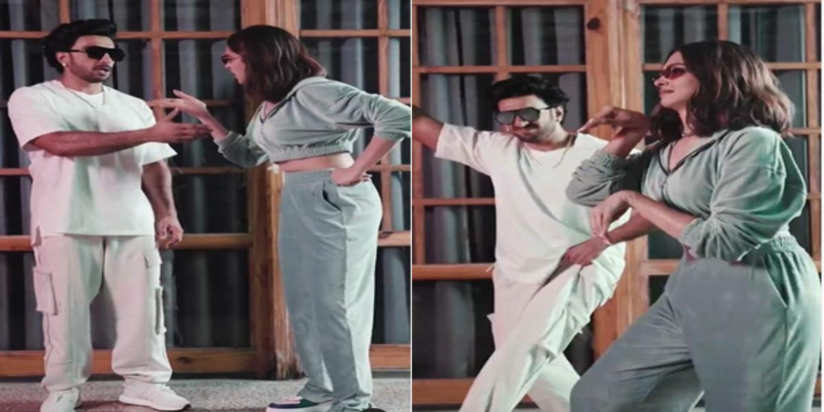 Deepika dance video